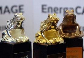 قورباغههای «کمراایمیج» برندگانشان را شناختند/جایزه برای جانی دپ