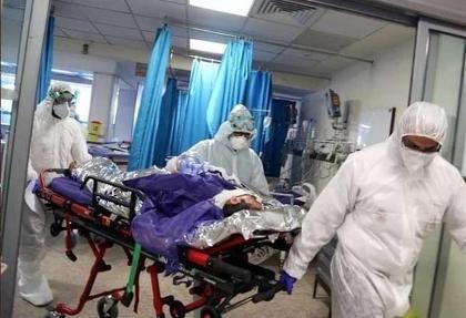 تازهترین آمار کرونا در ایران: فوت ۳۳۵ بیمار و شناسایی ۵۸۱۴ مبتلا