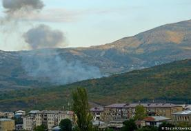 در پی اصابت دهها راکت و خمپاره به  داخل ایران، تیپ مکانیزه سپاه در مرزهای جمهوری آذربایجان و ارمنستان مستقر شد