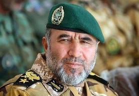 رونمایی فرمانده نیروی زمینی ارتش از یک پروژهخطرناک علیه ایران