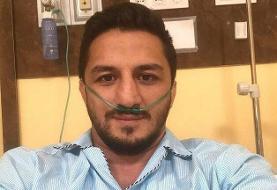 حمید سوریان کرونا را ضربه فنی کرد/عکس
