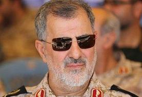 سردار پاکپور در مجاورت محل درگیری آذربایجان و ارمنستان | با کسی تعارف نداریم