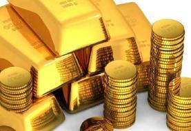 قیمت انواع سکه و طلای ۱۸ عیار در روز یکشنبه ۴ آبان