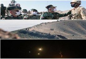 رزمایش عاشقان ولایت ۹۹ ارتش در منطقه شمالغرب برگزار شد