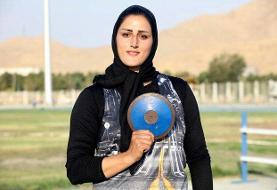 رکورددار پرتاب دیسک زنان: بارها خودم را ثابت کردم اما حمایت نشدم