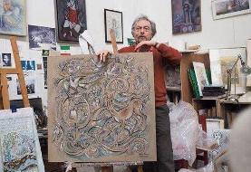 عباس معیری، نقاش و مجسمهساز درگذشت
