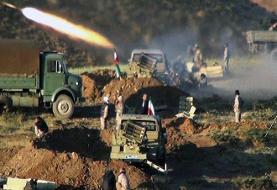 تیپ مکانیزه سپاه در مرزهای ایران با جمهوری آذربایجان و ارمنستان مستقر شد