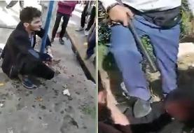 از دختر آبادانی تا مرد مشهدی؛ خشونت پلیس در ملأعام