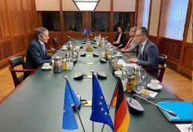 برجام محور گفتوگوهای رافائل گروسی و وزیر خارجه آلمان