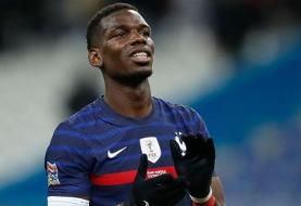 شوک به تیم ملی فرانسه؛ پل پوگبا خداحافظی کرد!