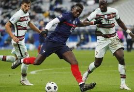 پل پوگبا: از کسانی که خبر جعلی خداحافظیم از تیم ملی را منتشر کردند، شکایت میکنم