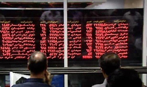 ادامه سقوط بورس: کاهش ۳۶ هزار و ۹۸۹ واحدی شاخص بورس تهران