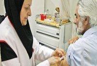 سالمندان و کودکان از دریافت سهمیه رایگان واکسن آنفلوآنزا خط خوردند