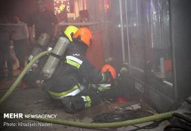 حادثه سقوط یک بالابر در ایستگاه مترو/ فوت سه کارگر