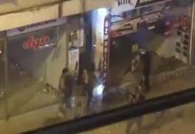 ببینید | فیلم دیگری از حمله انتحاری مرگبار در ترکیه
