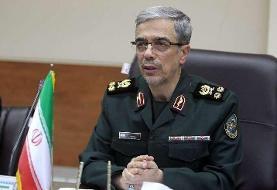 آمریکا میدانند حجم و جغرافیای جنگ دست آنها نیست؛ ما تعیین میکنیم | دشمن میخواهد ایران را پای ...