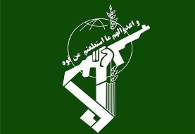 واکنش سپاه پاسداران به اظهارات امانوئل مکرون