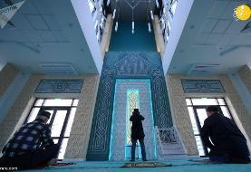 (تصاویر) مسجدی به سبک «های تک»