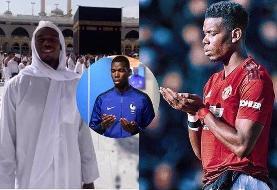 خداحافظی پوگبا از تیم ملی فرانسه به دلیل اظهارات مکرون