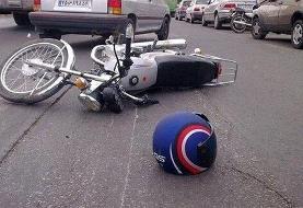 کاهش محسوس تصادفات منجر به جرح در تهران؛ موتورسواری همچنان خطرناک است