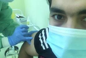 واکسن روسی کرونا به روحانی تزریق شد