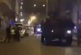 ببینید | اعزام پلیس و آمبولانس  به محل انفجار