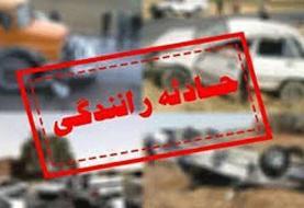 ببینید | لحظه وحشتناک زیر گرفتن و له کردن چند خودرو توسط کامیون در اتوبان تبریز