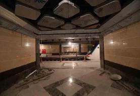 صدای پای مترو در مجیدآبادو قنات کوثر به گوش میرسد