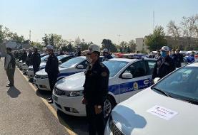 جریمه ۶۰۰۰ خودرو به دلیل عدم رعایت پروتکلهای کرونایی در تهران