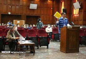 هشتمین جلسه رسیدگی به اتهامات متهم امامی آغاز شد