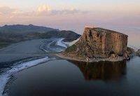 بارندگی&#۸۲۰۴;های دو سال گذشته، دریاچه ارومیه را احیا کرد