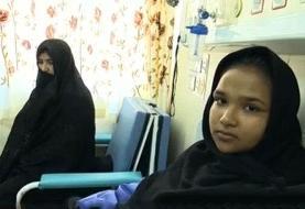ببینید | پزشک یزدی دختر معلول افغانستانی را به آرزویش رساند