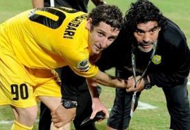 خاطره جالب تنها بازیکن ایرانی که شاگرد مارادونا شد