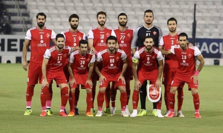 پرسپولیس بهترین تیم ایران، چهارم آسیا؛ استقلال در رده سیزدهم