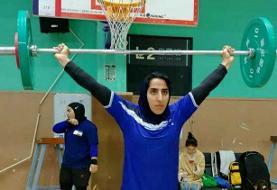دعوت ۶ وزنهبردار به اردوی تیم ملی بانوان