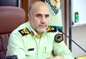 پلیس تهران: ۶ هزار خودرو به دلیل عدم استفاده از ماسک جریمه شدند