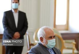 حضور وزیر خارجه در کمیسیون امنیت ملی مجلس