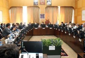 حضور وزیر نفت در جلسه کمیسیون عمران مجلس