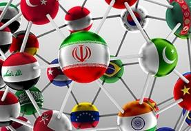 ایران، تهاجم گازانبری دیپلماتیک، صفآرایی جهانی قابل احیا