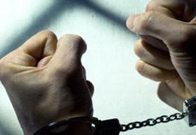 بازداشت قاتل فراری در رباط کریم