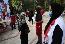 واکنش شهروندان در مواجه با امدادگران طرح «آمران سلامت»