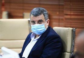 ببینید | حریرچی:در حال حاضر بیش از ۵ هزار بیمار کرونایی در بخش مراقبت های ویژه بستری هستند