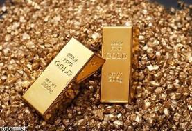 قیمت طلای جهانی  بالای مرز ۱۹۰۰ دلار ماند