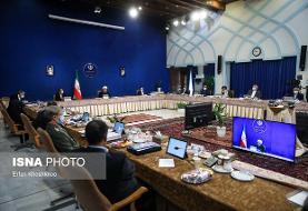 ادامه بررسی لایحه بودجه ۱۴۰۰ کل کشور در جلسه فوق العاده دولت