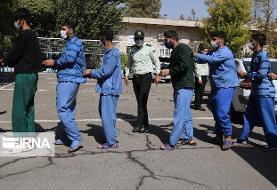 بازداشت دزدهای ۵۰  منزل در تهران/۶ سارق و ۲ مالخر