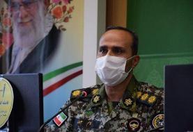 ارشد نظامی ارتش در استان مرکزی درگذشت