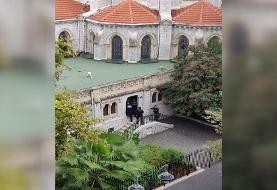 ۳ کشته در حمله اسلامگرای جوان تونسی به کلیسای جامع نیس در فرانسه