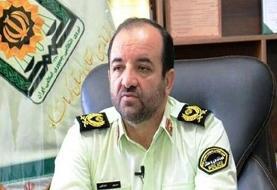 دستگیری ۱۳ سارق با ۲۷ فقره سرقت در چهارمحال و بختیاری