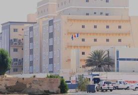 حمله به کنسولگری فرانسه در عربستان، همزمان با سوءقصد در کلیسای نیس