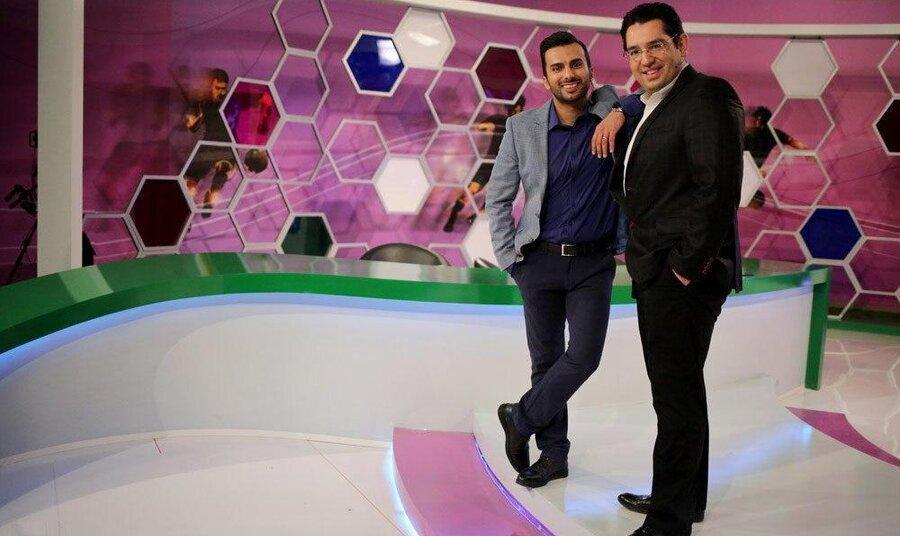 محمدرضا احمدی مجری «فوتبال برتر» شد